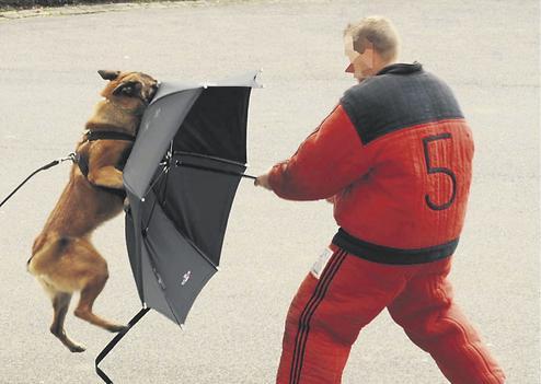 Attaque parapluie