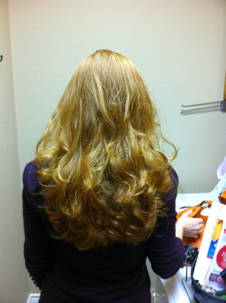 Boucler cheveux sans chaleur