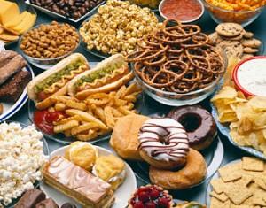 Mauvais aliments
