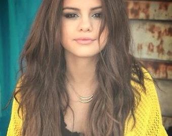 Collier Selena Gomez