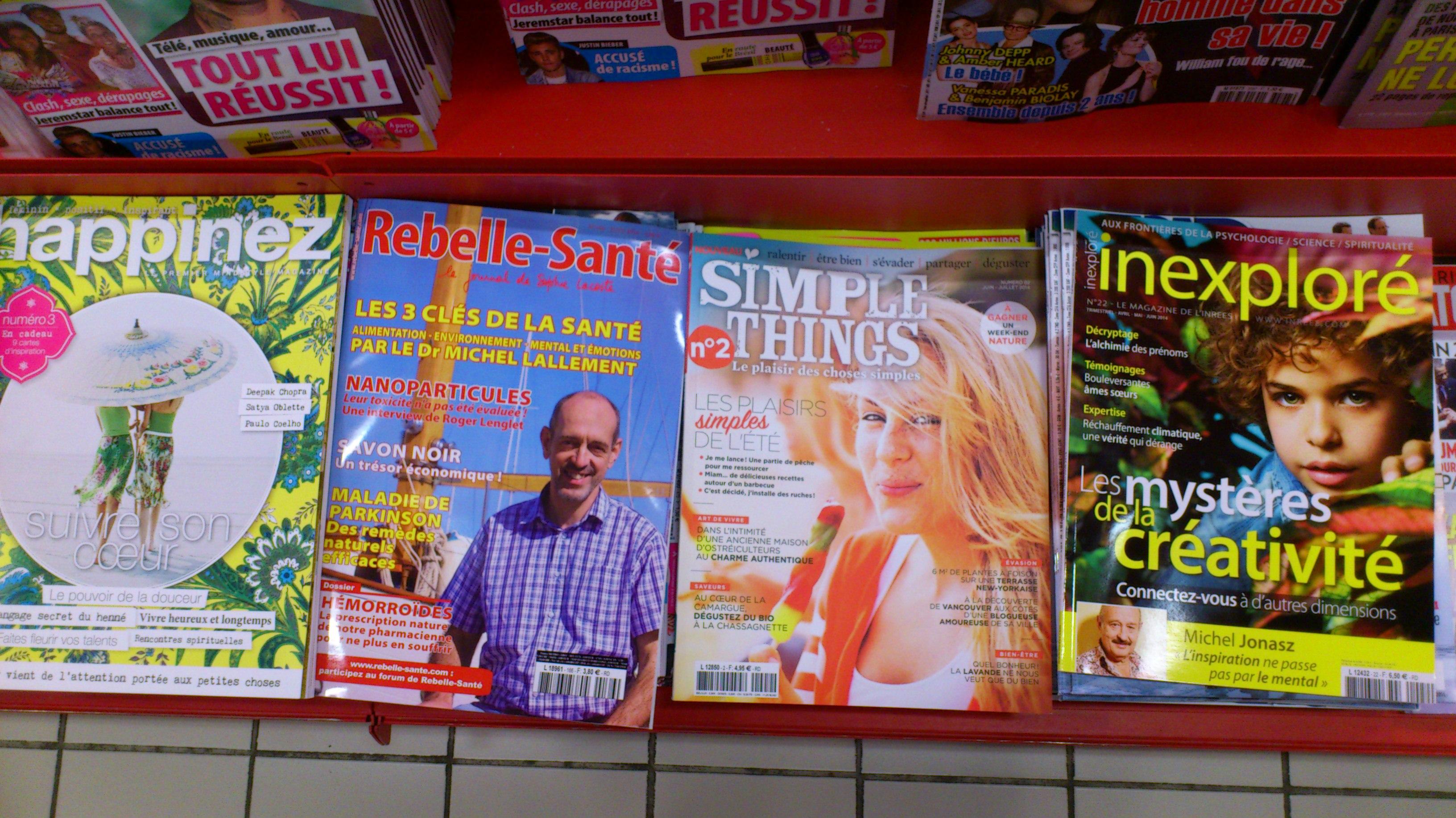 Magazine santé